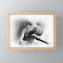 Seeing Spots Framed Mini Art Print