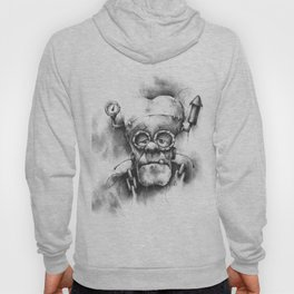 The Monster of Berry Hoody