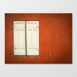 Window Copenague Canvas Print