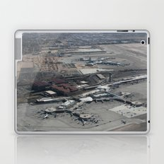 Airport Laptop & iPad Skin
