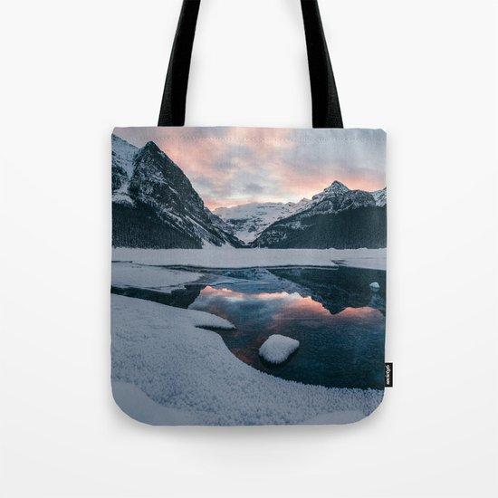 The Great White North Tote Bag
