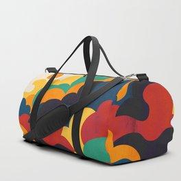 Cloud nine Duffle Bag