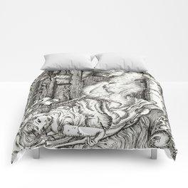 Secret visit Comforters