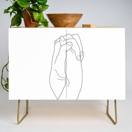 Never Let Me Go II Credenza