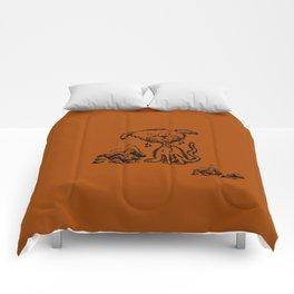 Abandoned Comforters
