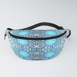 B Bloom Snow Fanny Pack