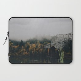 Bridge of the Gods Laptop Sleeve