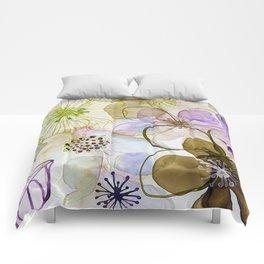 FLOWER PATTERN Comforters