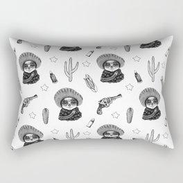 Zapatista Rectangular Pillow