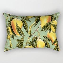 Mango Season #society6 #decor #buyart Rectangular Pillow