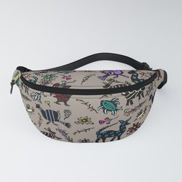 Happy Animals Fanny Pack