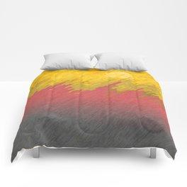 Final in fire Comforters