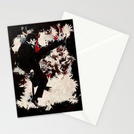The ministry of silly walks 1 Stationery Cards
