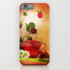 Erdbeertee Slim Case iPhone 6s