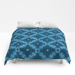 Vintage Filligree 3 Comforters