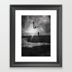 The Puppeteer Framed Art Print