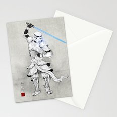 Samurai Trooper Stationery Cards