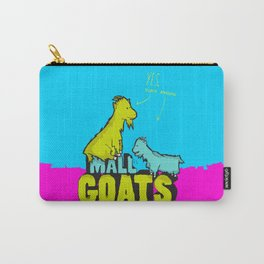 Mall Goats Carry-All Pouch