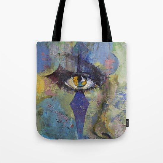 Gothic Art Tote Bag