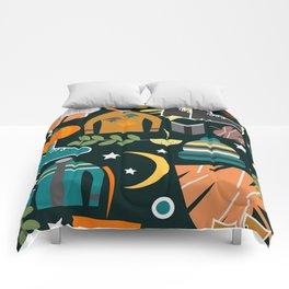Autumn clothing Comforters