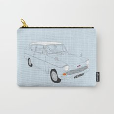 Weasley's Flying Ford Anglia Carry-All Pouch