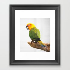 Our Butters Framed Art Print
