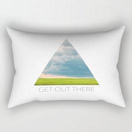 Electric Air Rectangular Pillow