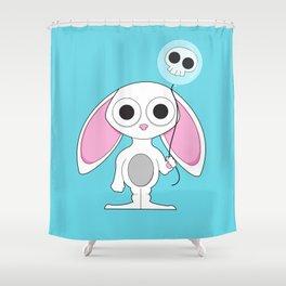Bun E. O'Hare Shower Curtain