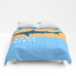 Corpus Christi. Comforters