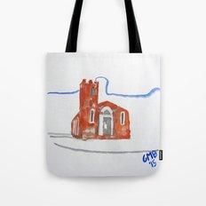 Igreja Nossa Senhora do Rosário de Fátima Tote Bag