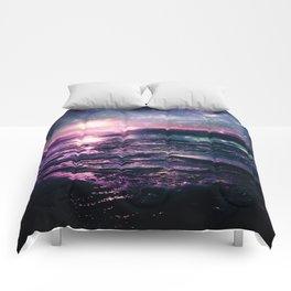 Mystic Waters Mermaid Gradient Comforters