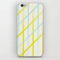 Diagonals  iPhone & iPod Skin