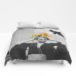 CROW GIRL Comforters