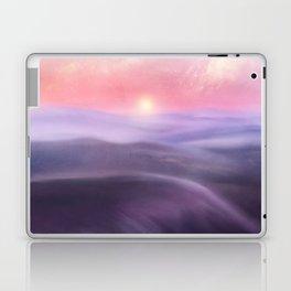 Minimal abstract landscape III Laptop & iPad Skin
