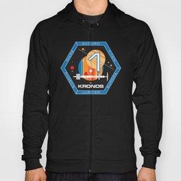 Kronos 1 Official Mission Emblem Hoody
