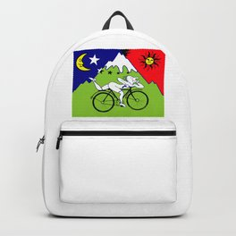 Lsd Bicycle Backpack