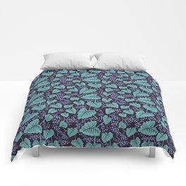 Midnight Bayou Comforters