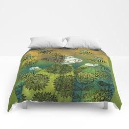 The Beekeeper Comforters