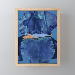 Beauty Sleep Framed Mini Art Print