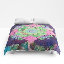 FlowerWaltz06 Comforters