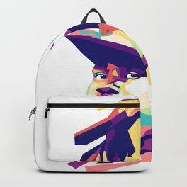Marcus Garvey wpap Backpack