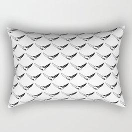 Trust No One Rectangular Pillow