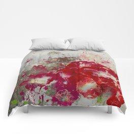 Petunias Comforters