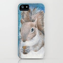 Snack Time iPhone Case