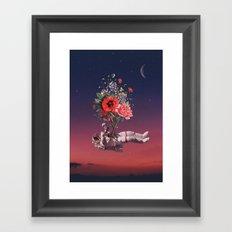 Flourishing of Life Framed Art Print