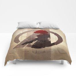Avengers Assembled: The Assassin Comforters