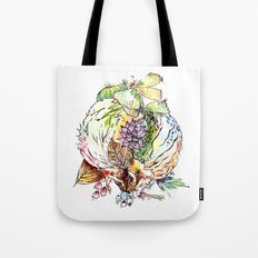 Hedgehog Effect Tote Bag