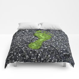 Carbon footprint Comforters