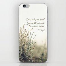 Ecstatic Motion iPhone & iPod Skin