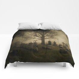 Unsettling Fog Comforters